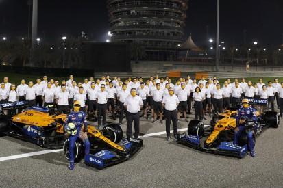 """McLaren: Bei Platz drei geht es vor allem """"um das sportliche Prestige"""""""