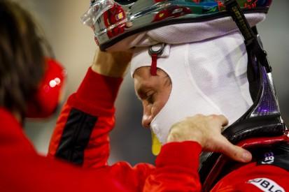 Abschied von Ferrari: Sebastian Vettel singt Adriano Celentano