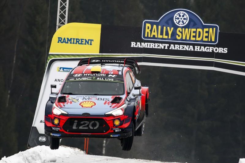WRC-Kalender 2021: Rallye Schweden wegen Coronavirus abgesagt