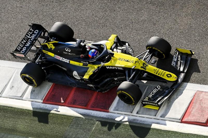"""Young-Driver-Test Abu Dhabi: """"Jungspund"""" Alonso am schnellsten"""