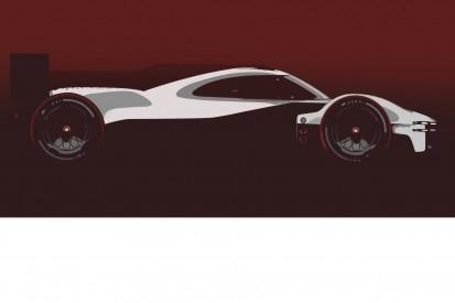 Gar nicht 911: Warum der Porsche-LMDh so futuristisch aussieht