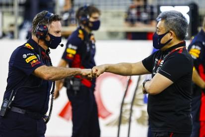 """Red-Bull-Motoren 2022: """"Konstruktive Diskussionen mit Honda und der FIA"""""""