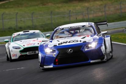 Nordschleife ade: Keine Lexus-GT3-Werkseinsätze mehr