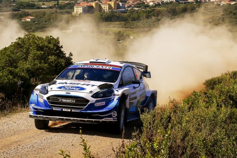 Powerstage-Punkte in der Rallye-WM künftig auch für Hersteller