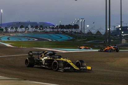 """Ricciardo kritisiert: F1-Saisonfinale in Abu Dhabi wie """"ein langes Zeitfahren"""""""