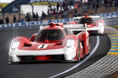 Video: Glickenhaus wirft den Motor des Le-Mans-Hypercars 007 an