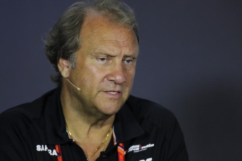 Fernley folgt auf Domenicali als Chef der FIA-Formelsportkommission