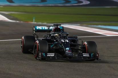 Abu Dhabi: Warum war Mercedes im Qualifying langsamer als 2019?