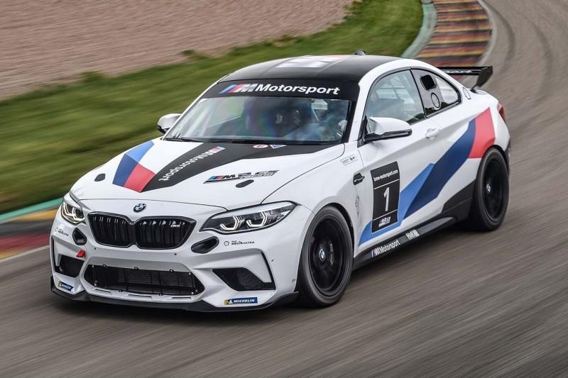 "Trotz ""Exklusiv-""-Cup im DTM-Umfeld: BMW M2 CS weiterhin in NLS/VLN"