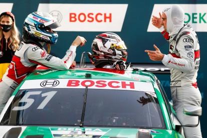 """Cockpit wäre logisch"": Rast und Müller buhlen um DTM-Platz bei Abt-Audi"
