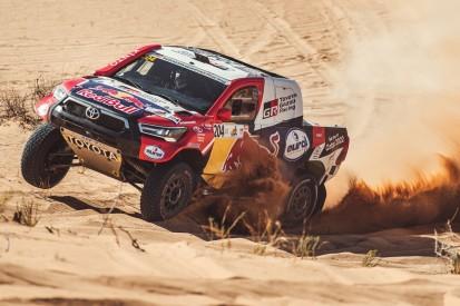 Wackelt Rallye Dakar? - Saudi-Arabien schließt Grenze wegen Corona-Mutation