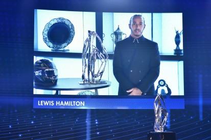 """Hamilton in der WM-PK: """"Dankbar, dass wir Rennen fahren konnten"""""""