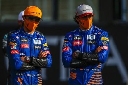 Wie mit Sainz: McLaren hofft auf regen Austausch zwischen Ricciardo und Norris