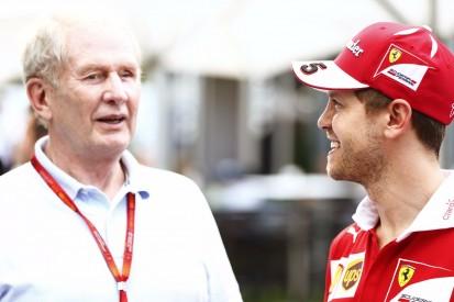 """Red Bull: Als Albon-Entscheidung fiel, """"war Vettel nicht mehr verfügbar"""""""