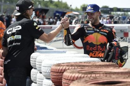 """""""Das wäre super cool"""": Brad Binder hofft auf Bruder Darryn in der MotoGP"""