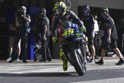 """""""Weiß nicht, ob sie auf mich hören"""": Valentino Rossi über Yamaha-Probleme"""