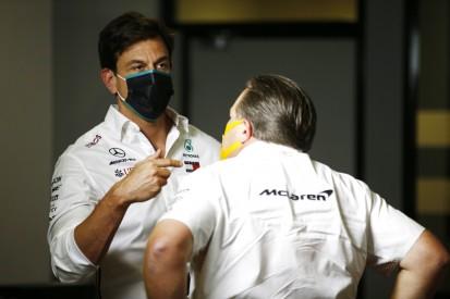 Zak Brown: McLaren wird kein Satellitenteam von Mercedes