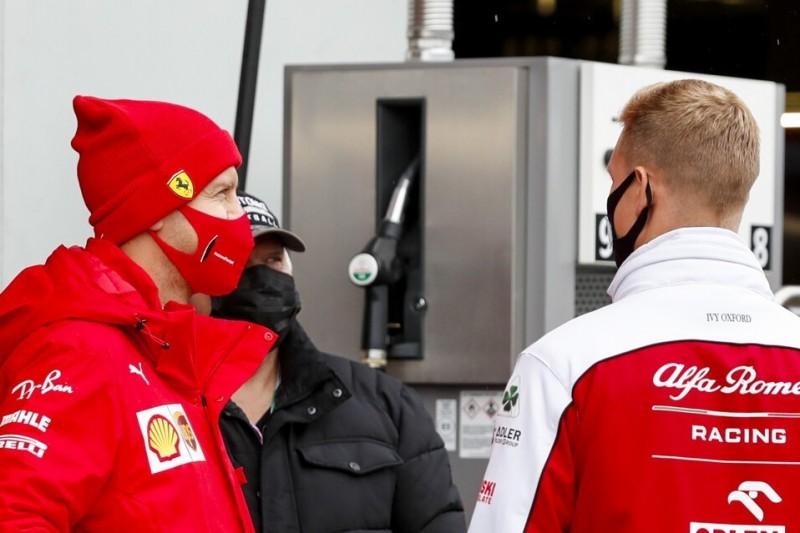 Mick Schumacher: Hätte nie gedacht, dass ich mal gegen Seb fahre