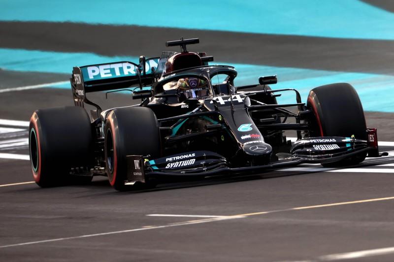 Mercedes: Abu-Dhabi-Rennen zugunsten der Testfahrten geopfert?