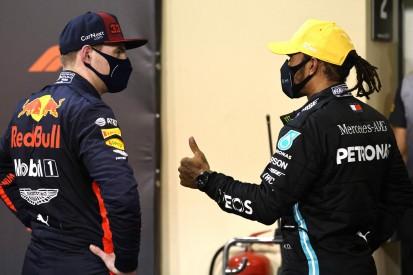 Max Verstappen: 2021 Red Bulls bisher größte Chance, Mercedes zu schlagen