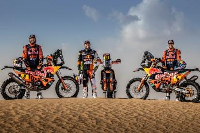 KTM will den Dakar-Thron zurückerobern: Drei Sieganwärter in Saudi-Arabien