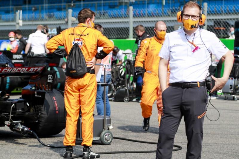 Andreas Seidl: Warum 2020 für McLaren doppelt anstrengend war