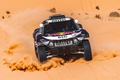 Sainz und Peterhansel: Mit verbessertem Mini Buggy zur Rallye Dakar