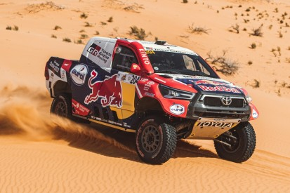 """""""Mit diesem Toyota ist Dakar-Sieg möglich"""": Al-Attiyah fordert Sainz heraus"""