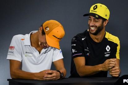 Zak Brown: Aston Martin hat schlechtere Fahrerpaarung als McLaren