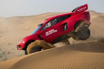 """""""Könnte es nicht besser bauen"""": Loeb mit neuem BRX-Auto bei der Dakar"""