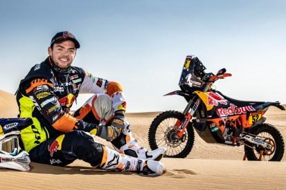 Matthias Walkner im Interview: Seine Dakar-Ziele und Kritik an neuen Regeln