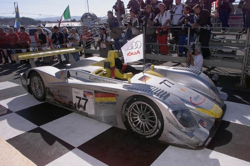 Top 10 beste LMP1-Rennen - P9: Mosport-Grand-Prix 2000 (ALMS)