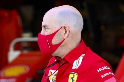 Für Mick Schumacher und Co.: Ferrari erweitert Rolle von Jock Clear