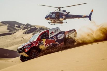 Rallye Dakar 2021: Al-Attiyah greift an Tag zwei Sainz und Peterhansel an