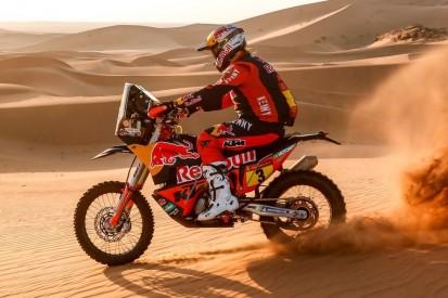 Video-Highlights der Rallye Dakar 2021: Die besten Szenen der Motorräder