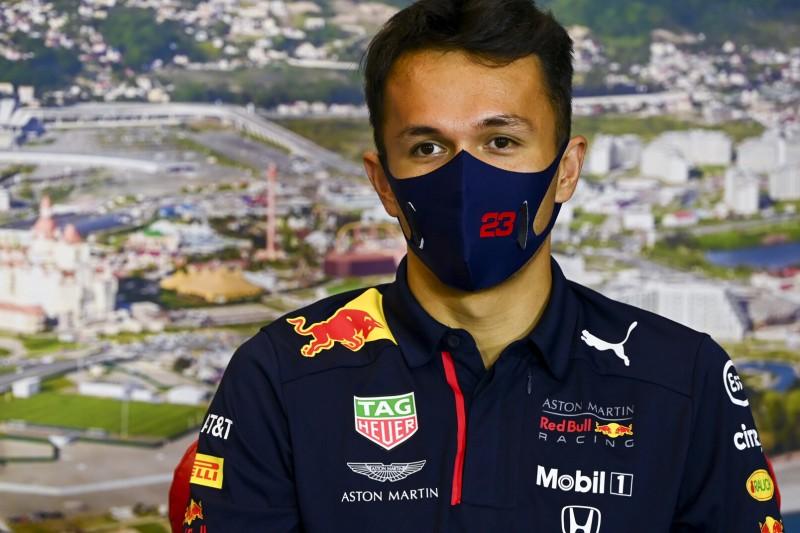 Formel-1-Pilot Alexander Albon startet in der DTM 2021