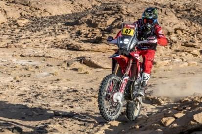 Auf Etappensieg folgt Zeitverlust: Dakar-Fahrer rätseln über Strategie