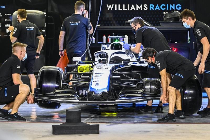 Williams intensiviert Partnerschaft: Ab 2022 mehr Teile von Mercedes