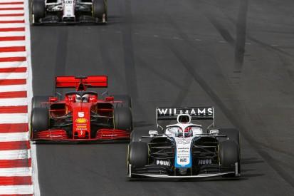 """Russell: Durch Rad-an-Rad-Duelle mit Vettel """"drastisch verbessert"""""""