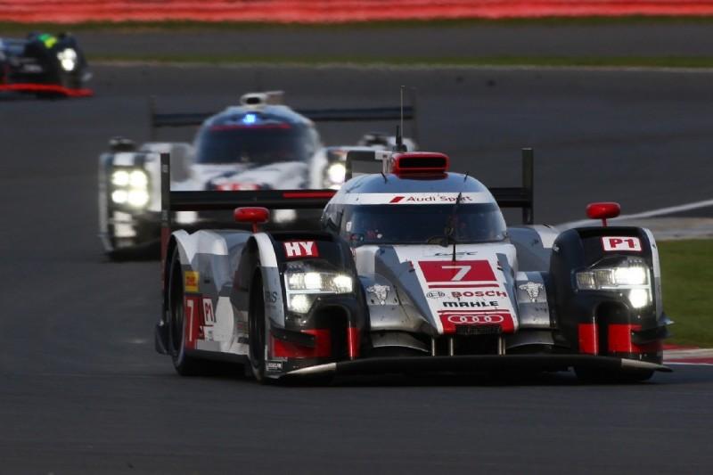 Top 10 beste LMP1-Rennen - P5: 6h Silverstone 2015 (WEC)