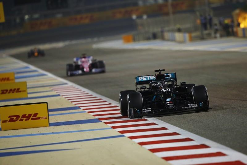 Formel-1-Wintertest 2021 voraussichtlich in Bahrain statt Barcelona