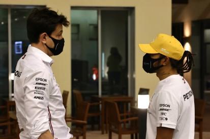 Hamilton ohne Vertrag für 2021: Woran haken die Verhandlungen mit Mercedes?