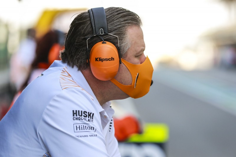 Zak Brown: Wie er die Gehaltsobergrenze für Formel-1-Fahrer gestalten würde