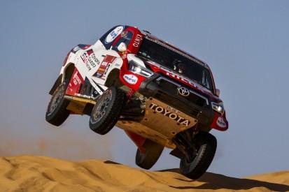 Rallye Dakar 2021: Südafrikanischer Doppelsieg auf der fünften Etappe