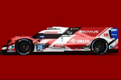 Habsburg und Kubica bei Daytona-Klassiker LMP2-Teamkollegen