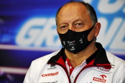 Frederic Vasseur: Alfa Romeo hätte ohne Entwicklungsstopp nicht überlebt