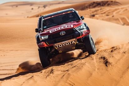 So geht es den deutschen Teilnehmern bei Halbzeit der Rallye Dakar