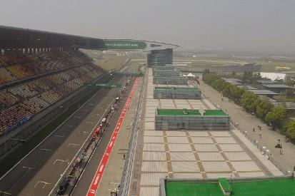 China: Rennpromoter ersucht Formel 1 um Terminverschiebung
