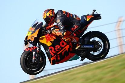 Pol Espargaro trauert verpassten Siegchancen bei KTM nicht nach