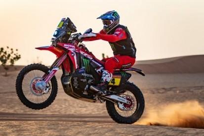 Rallye Dakar 2021: Eine Sekunde trennt das Führungsduo Cornejo und Price